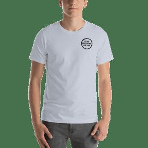 Image of Shed Flips Front & Back Print T-Shirt