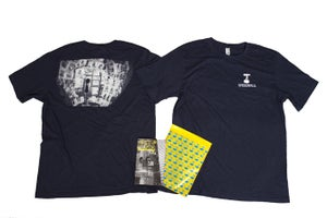 Image of First Time Tee + Magazine
