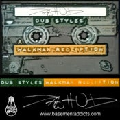 Image of Dawhud - Dub Styles: Walkman Redemption (Chronic Tape)