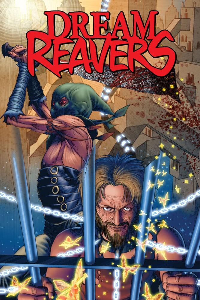 Image of Dream Reavers #3