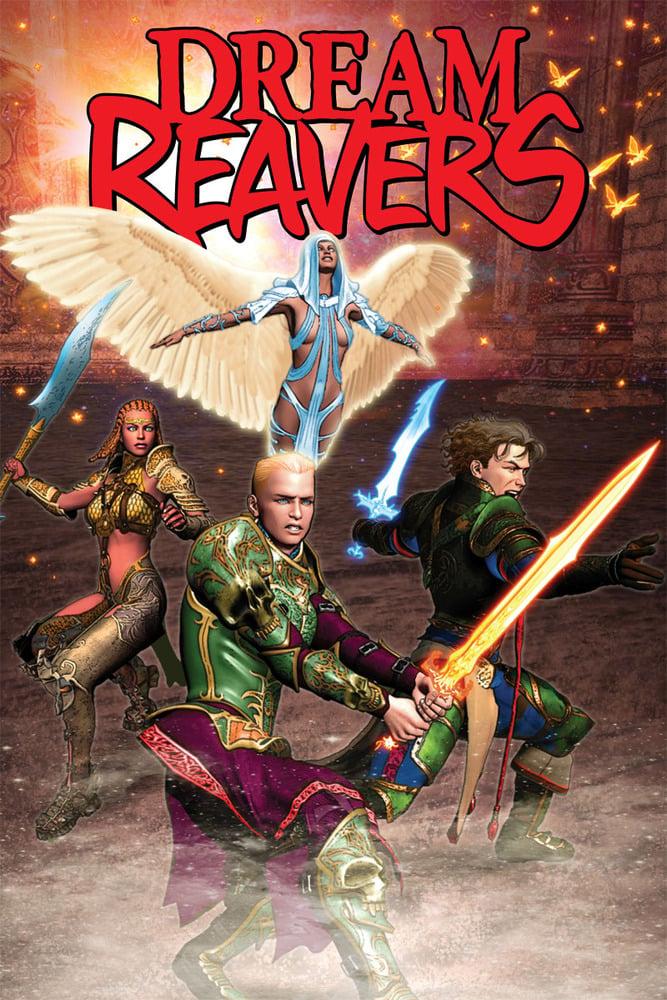 Image of Dream Reavers #4