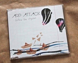 Image of Follow The Rhythm CD Single