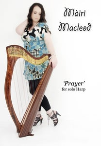 Image of 'Prayer' for solo Harp