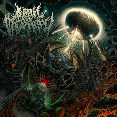 Image of Birth Of Depravity - The Coming Of The Ineffable