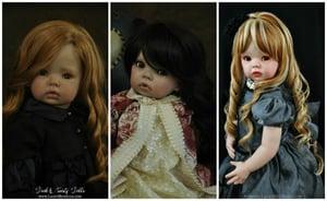 "Image of *SOLD* Custom Order Reborn ""Tibby"" Doll"