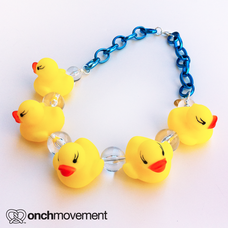 Image of Rubber Ducky Necklace