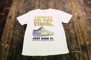 Image of strictly no gal ting - t shirt