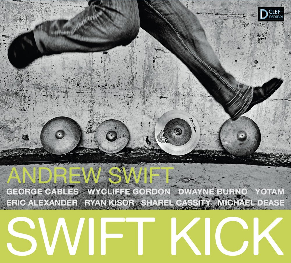 Swift Kick - CD
