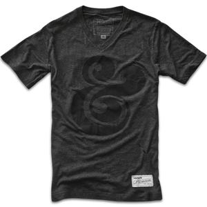 Image of PREMIUM AMPERSAND V-NECK