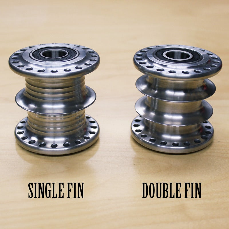 Image of 40 Hole Spool Hubs
