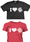 Image of I Heart Tom + Chee Tee for Guys and Gals