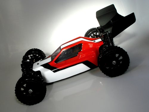 Image of Phat Bodies - 'TURBO'  Bodyshell for Losi Mini 8ight, Associated Reflex 14B, LC Racing EMB-1