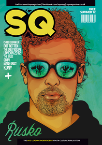 Image of SQ Magazine Issue #7 (Summer)