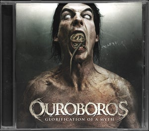 "Image of ""Glorification of a Myth"" Physical CD"