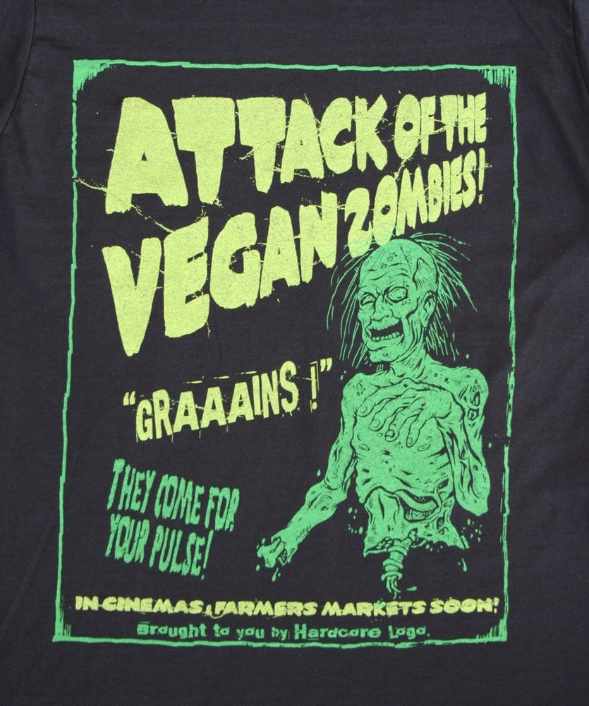 Image of Vegan Zombies ! Ladies & Guys T-Shirt.