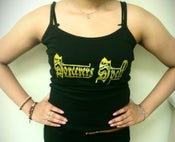 Image of Logo strappy top/girls vest