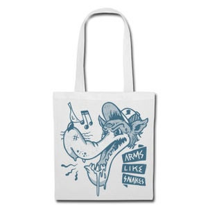 Image of Wolfgang tote bag