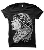 Image of Madness Goddess T-Shirt - black
