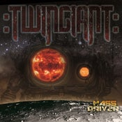 Image of Mass Driver CD