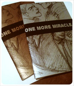 Image of One More Miracle Sketchbook