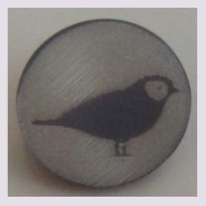 Image of boutons enfants: Thème oiseaux ...