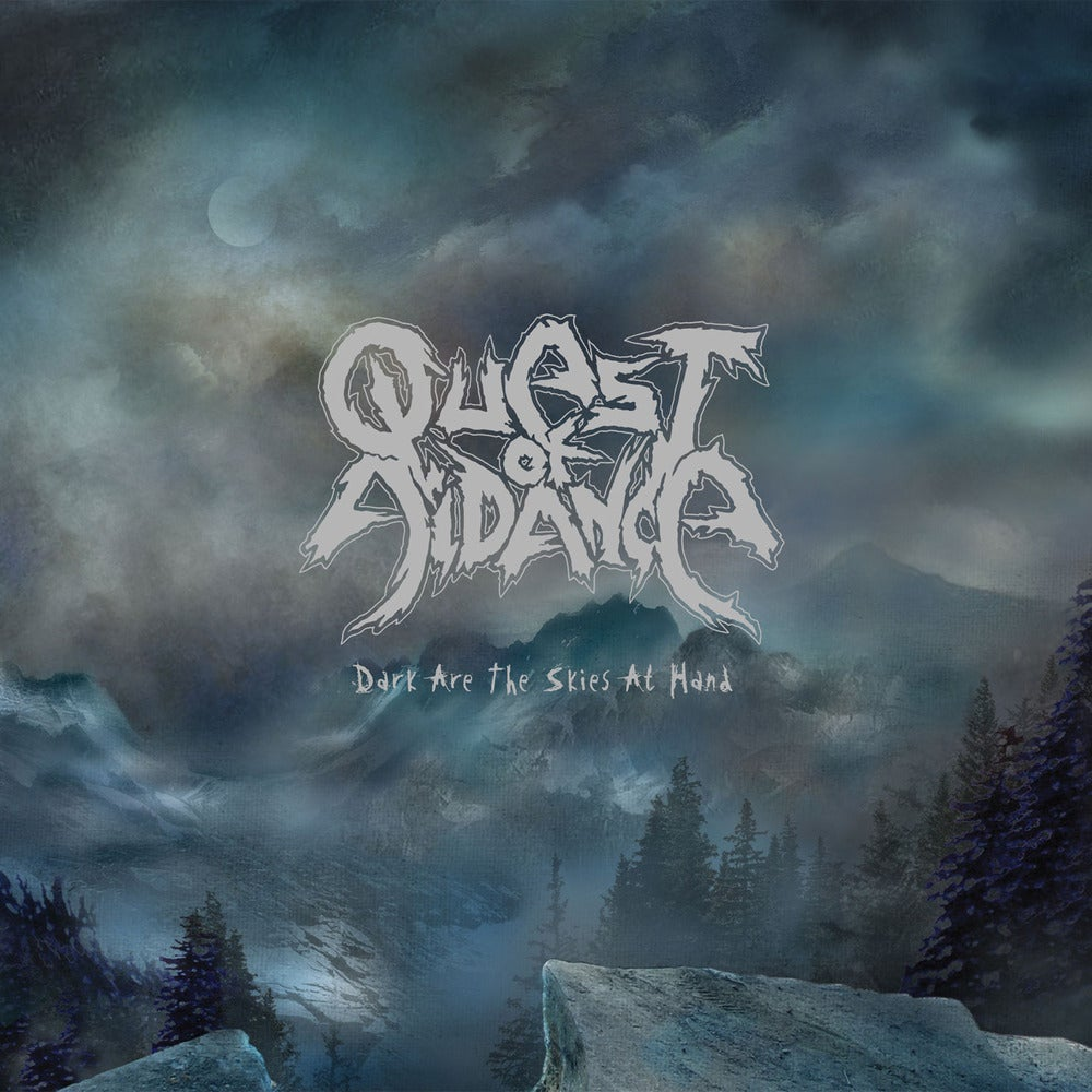"QUEST OF AIDANCE ""Dark Are The Skies At Hand"" 10"" Vinyl Gatefold EP"