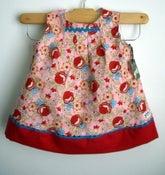 Image of Birch Blossoms - Peek-a-boo Dress