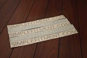 Image of .COM Vinyl Sticker
