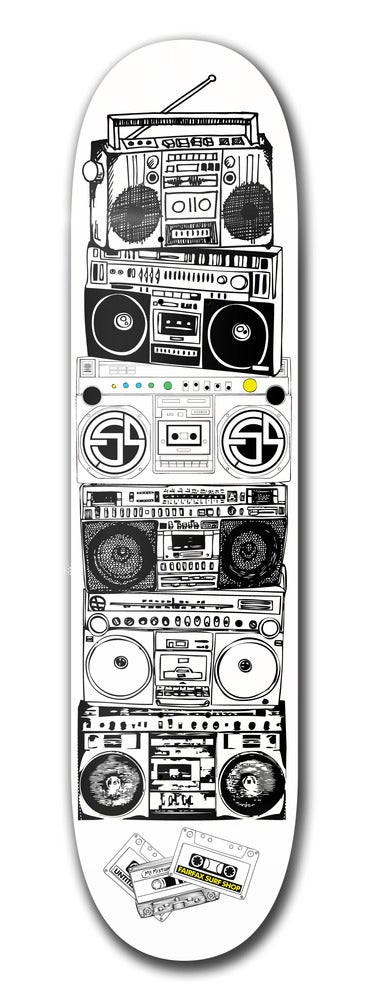 Image of FSS Boombox Board