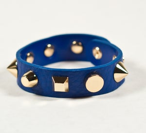 Image of Blue Stud Bracelet