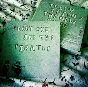 "Image of  Television/New Song 7"" *15 copies only* SOLD OUT"