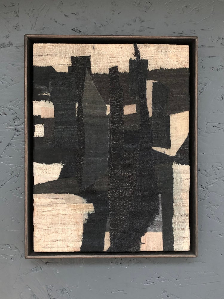 Image of small abstract collage