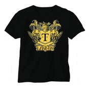 Image of Gold Tattoo Club Logo Tee [Mens]