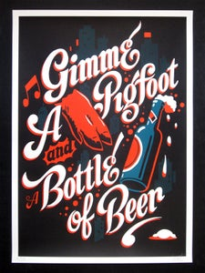 Image of Gimme a Pigfoot and a Bottle of Beer