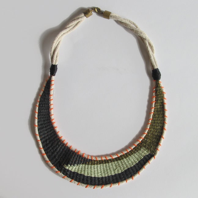 Image of Handwoven Necklace