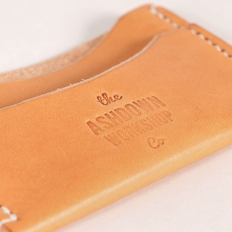 Image of Classic Card Holder - Cashew