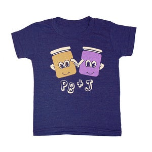 Image of KIDS Peanut Butter & Jelly - Size 12 (Youth LG)