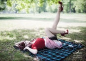 Image of Life's A Picnic A2 Poster - SALE! Usually £11.95