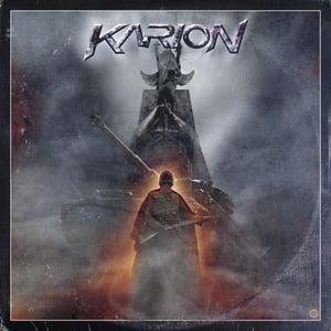 """Image of Karion CD/DVD set """"Iron Shadows"""""""