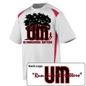 Image of Ultrarunning Matters Mens White Running Shirt