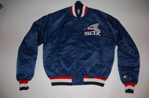 Image of Chicago White Sox Vintage Starter Jacket