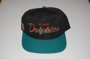 Image of Miami Dolphins Vintage Snapback