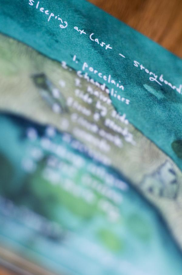 Image of Storyboards CD (w/ Bonus Download!)