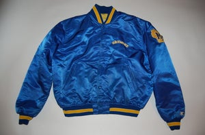 Image of Milwaukee Brewers Vintage Starter Jacket