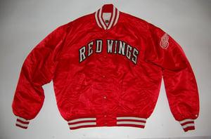 Image of Detroit Red Wings Vintage Starter Jacket