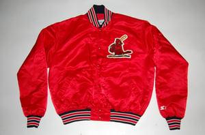 Image of St. Louis Cardinals Vintage Starter Jacket
