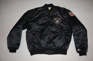 Image of Los Angeles Raiders Vintage Starter Jacket