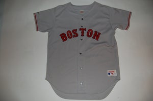Image of Boston Red Sox Vintage Jersey