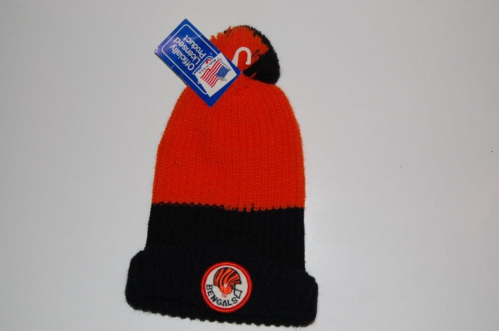 Otto s Bodega — Cincinnati Bengals Vintage Winter Hat 8294abfddad