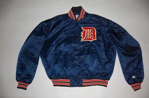 Image of Detroit Tigers Vintage Starter Jacket